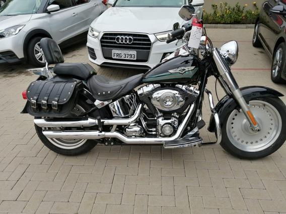 Harley Davidson - Fatboy - 2008
