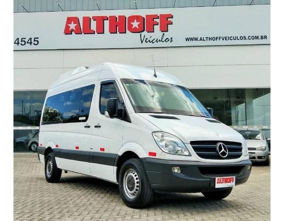 Mercedes-benz Sprinter 415 2013