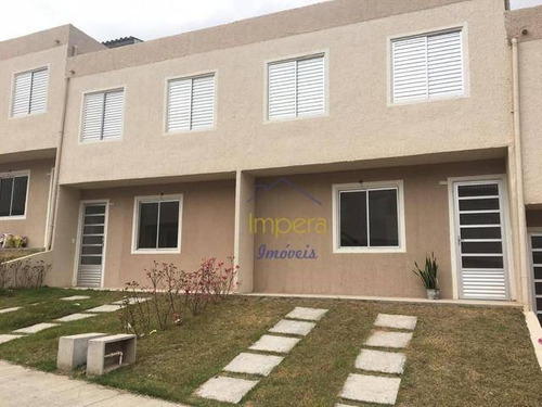 Imagem 1 de 18 de Sobrado Com 3 Dormitórios À Venda, 104 M² Por R$ 267.000,00 - Vila São Geraldo - São José Dos Campos/sp - So0075
