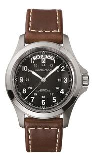 Reloj Hamilton H64455533 Khaki Field King Auto Ag. Oficial
