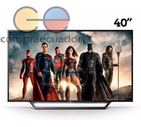 Sony Televisión 40 Pulgadas Full Hd Smart Tv Wifi Netflix