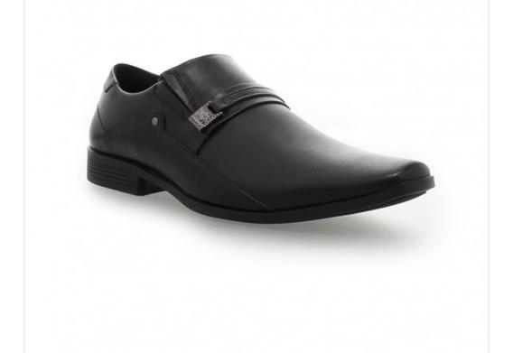Sapatos Social Ferracini Em Couro Legítimo Conforto Oferta