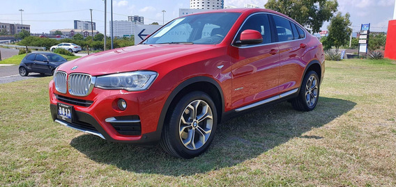 Bmw X4 2017 2.0 Xdrive28i X Line Impecable !