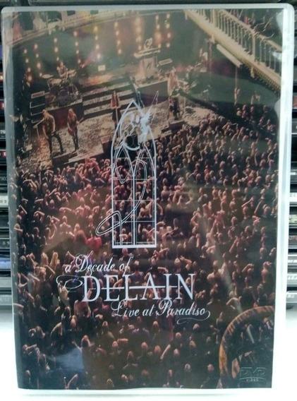 Delain - Live At Paradiso (leia A Descrição)