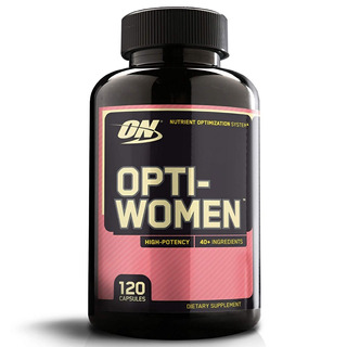 Opti-women Multivitaminico 120tabs Optimum Importado Orginal E U A