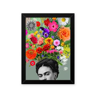 Quadro Frida Florida 33x43cm