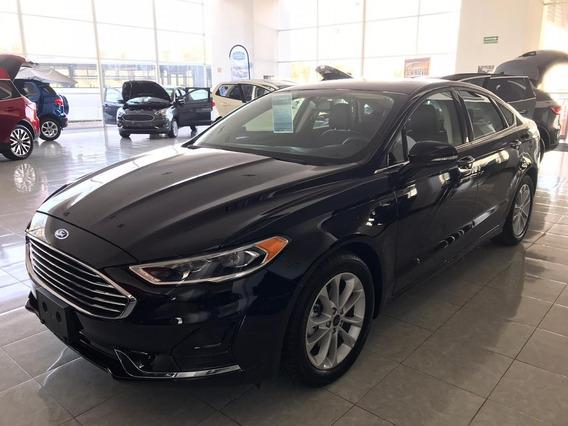 Ford Fusion 2.0 Se Híbrido Cvt 2020