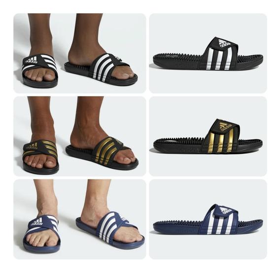 Sandalias adidas Adisage Original Boleta Toda Tallas Colores