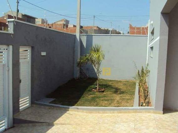 Casa Residencial À Venda, Terras De Santa Bárbara, Santa Bárbara D