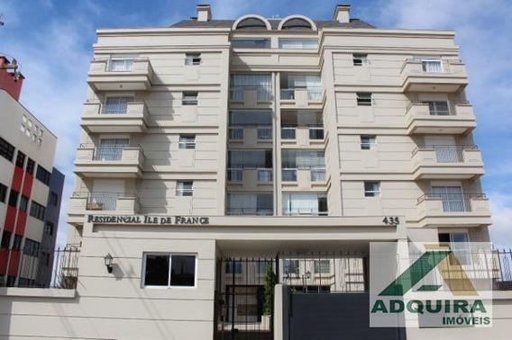 Apartamento Padrão Com 4 Quartos No Edifício Ile De France - 4525-l