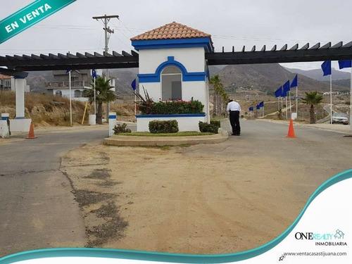 Imagen 1 de 3 de Terreno En Valles Del Mar, Rosarito
