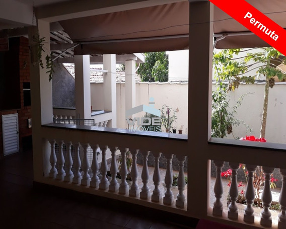 Vendo Casa Muito Aconchegante No Jardim Nova Europa Com Três Dormitórios Sendo Um Suíte. - Ca03868 - 34294197