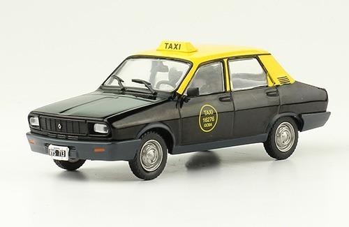 Renault 12 Tl (1994) Taxi Buenos Aires 1/43 Servicio