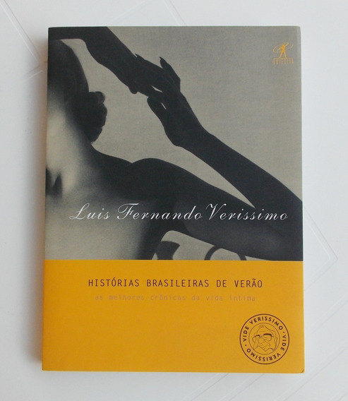 Livro: Histórias Brasileiras De Verão