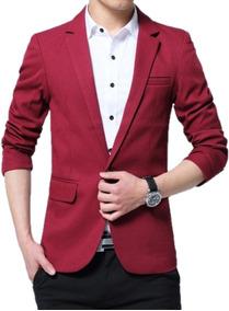 Saco Casual Slim Fit Sewed Blazer Envio Inmediato Gratis