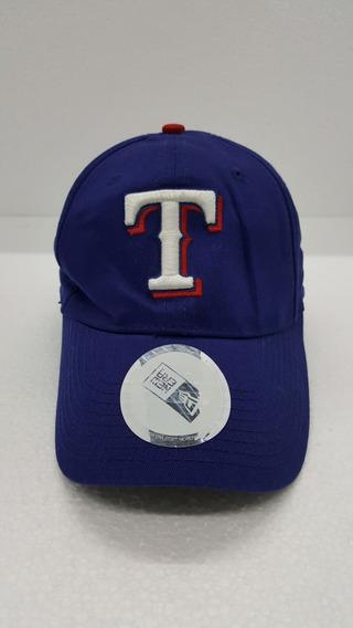 Gorra Rangers De Texas Beisbol New Era Ajustable Nuev Origin