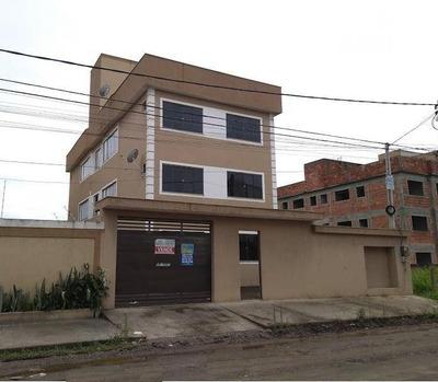 Apartamento De 2 Qts E Garagem No Terra Firme, Rio Das Ostras/rj - Ap0268