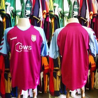 Camisa Aston Villa 2004 Tamanho Gg