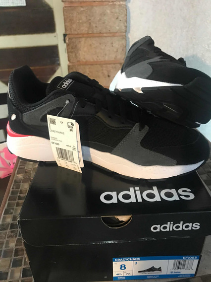 Tenis adidas Crazychaos Negros