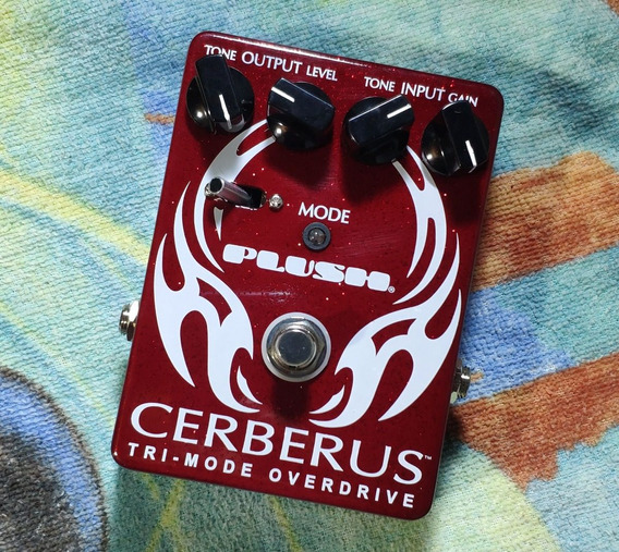Plush (fuchs) Cerberus Tri Mode Overdrive -trocas- Willaudio
