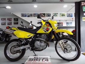 Suzuki Dr650 Amarilla 2017