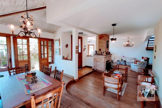 Casa Em Condomínio À Venda No Cond. Retiro Das Pedras - Código 250354 - 250354