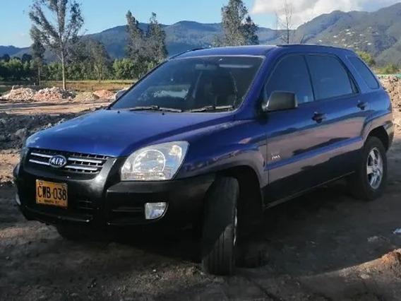 Kia Sportage 2007 4x4 Diesel