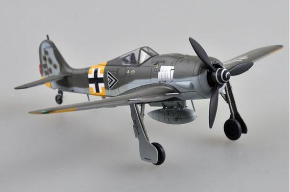 Avião Fw-190 A-6 Jg54 Walter Nowotny 1/72 Easy Model