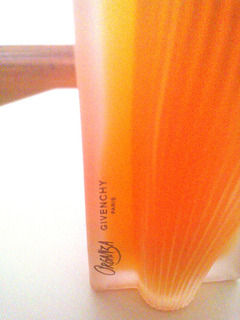 Organza Givenchy Antiguo Perfume Importado - Made In Francia