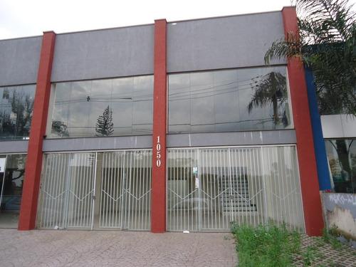 Imagem 1 de 8 de Salão Para Aluguel, 3 Vagas, Parque São Jerônimo - Americana/sp - 3660