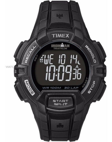 Reloj Timex Ironman 30 Lap Rugged Black