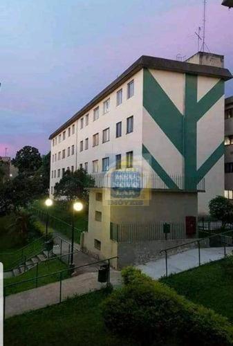 Apartamento Com 3 Dormitórios À Venda, 53 M² Por R$ 169.000,00 - Campo Comprido - Curitiba/pr - Ap0534