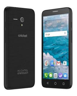 Alcatel Flint 4g Lte Gsm 16gb Lcd 5.5 Hd 8mp Quad Core Desbl