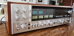 Sansui Qrx 9001 Receiver Quadrifonico - Lindo