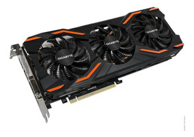 Placa De Video Gtx 1080 Gigabyte 8gb Gddrx5