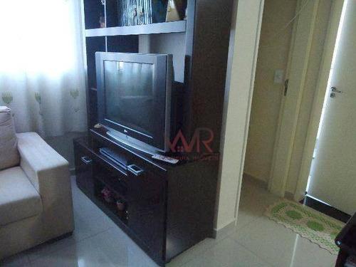 Imagem 1 de 19 de Apartamento À Venda Aricanduva 2 Dorms - Ap0088