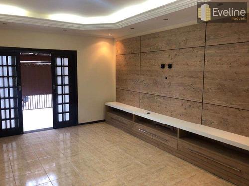Imagem 1 de 27 de Casa Com 4 Dorms, Parque Santana, Mogi Das Cruzes - R$ 850 Mil, Cod: 1667 - V1667