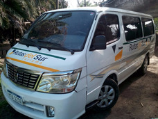 Vendo/ Permuto Minibus Con Chapa De Turismo