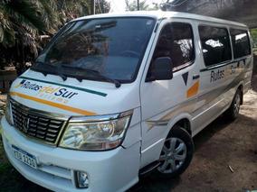 Vendo Minibus Con Chapa De Turismo