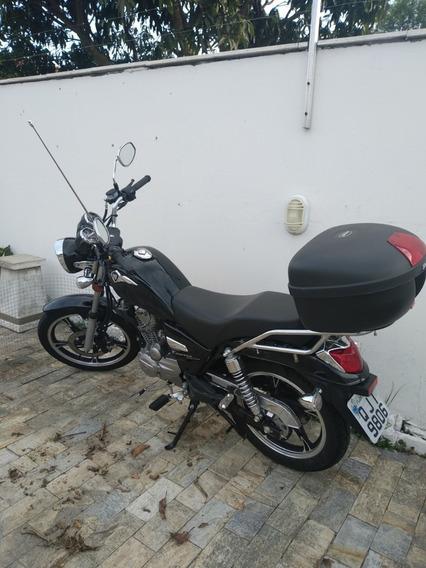 Chopper Road 150 - Ano 2019 - Moto Custom - Km 1.800