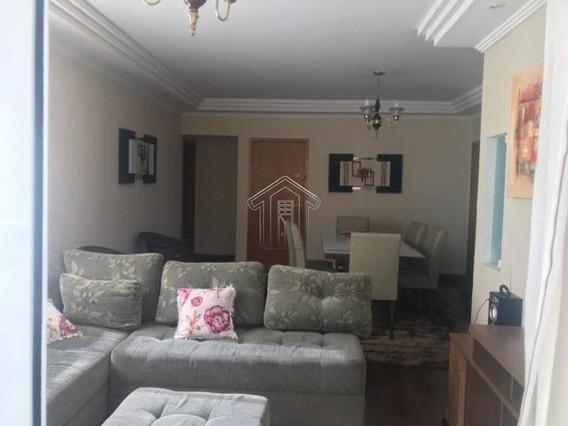 Apartamento Em Condomínio Padrão Para Venda No Bairro Jardim Bela Vista, 3 Dorm, 3 Suíte, 3 Vagas, 130,00 M - 1110320