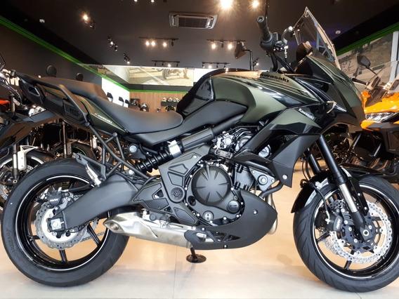 Kawasaki Versys 650 Abs 0km 2020 - Pronta Entrega (a)