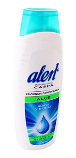 Shampoo Alert Aloe Control Caspa 700 Ml