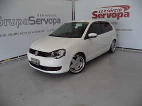 Volkswagen Polo Hatch 1.6 E-flex 8v 5p 2014