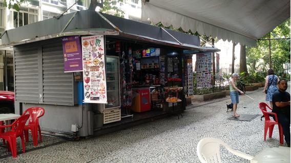 Vendo Banca De Jornal E Revista Em Copacabana