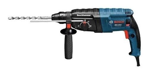 Imagen 1 de 3 de Rotomartillo Bosch Professional GBH 2-24 D azul con 820W de potencia 110V