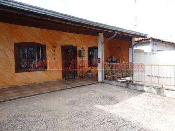 Casa Residencial Para Venda E Locação, Jardim Leonor, Campinas - . - Ca0197