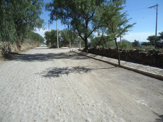 Terrenos O Lotes En Cadereyta Qro.en Facilidades De Pago