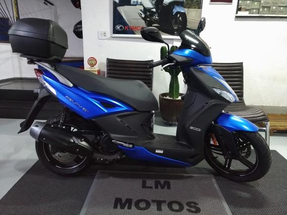 Agility 200 Freios Abs Suzuki Scooter