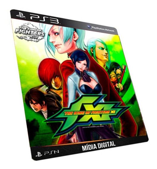 The King Of Fighters Xl Ps3 Game Digital Psn